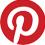 Pinterest ikona