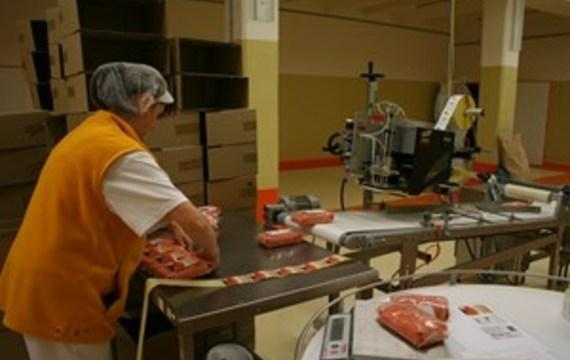 Slavnostní otevření nové balírny pro bezlepkové potraviny