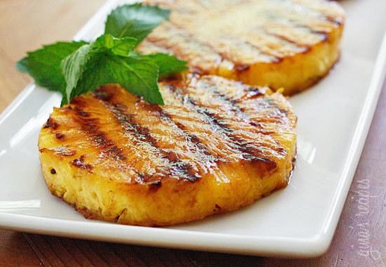 Ananas grilovaný