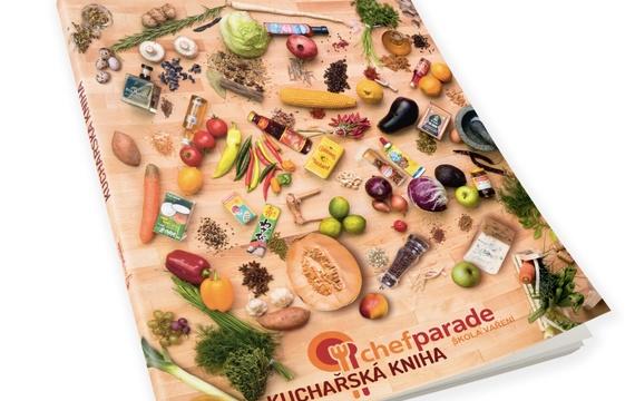 Kuchařská kniha Chefparade!