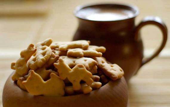 Skořicové sušenky (nejen) pro děti