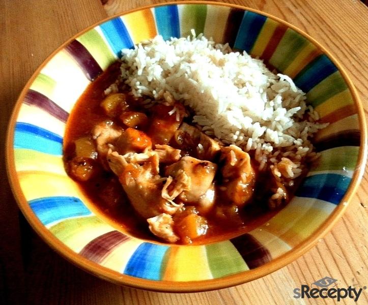 Výborná směs s rýží