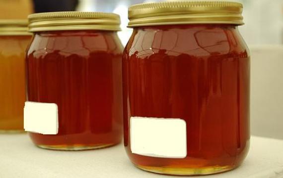 Slunečnicový med
