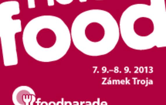 Foodparade startuje již zítra!