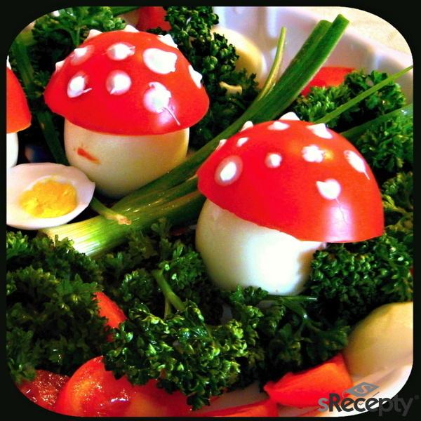 Vajíčkové muchomůrky