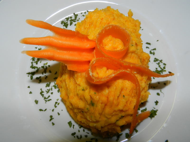"Zeleninové pyré na ""divoko"""
