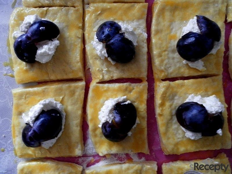 Výborné plundrové koláčky - recept po babičce