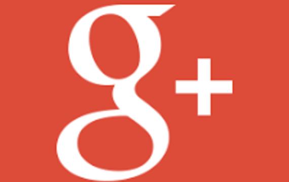 G+ profil a autorství článků s odměnou 300 zlaťáků