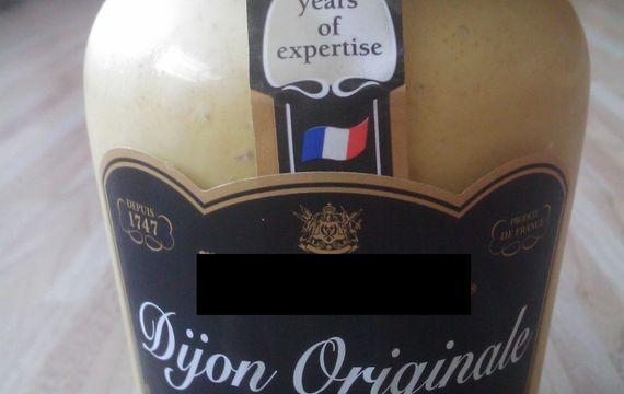 Dijonská hořčice