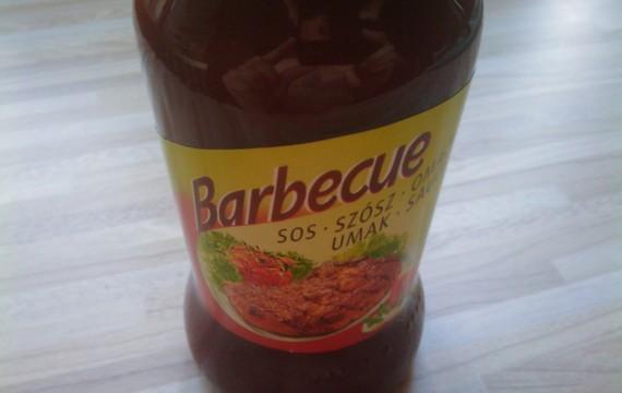Omáčka barbecue