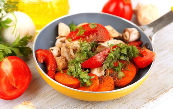 7 tipů na zdravé vaření