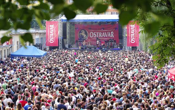 Ostrava černá pivu je věrná!