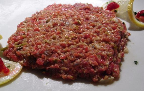 Telecí mleté maso