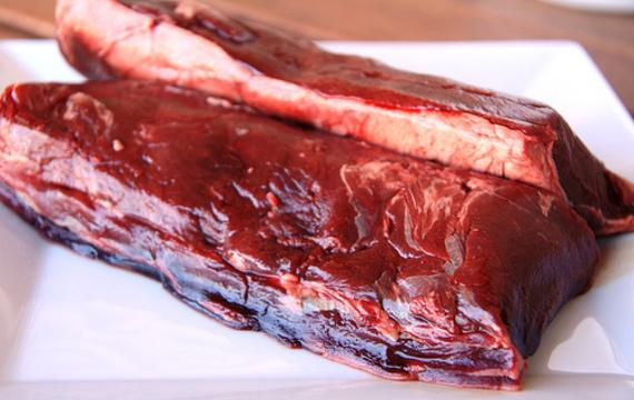 Srnčí maso