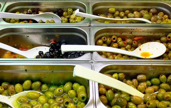 Olivo, olivo, olivo zelená...