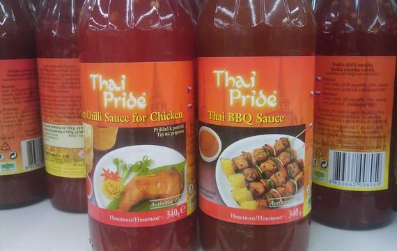 Omáčka thai pride (rybí omáčka)