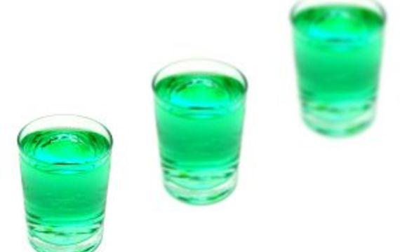 Peprmintový likér