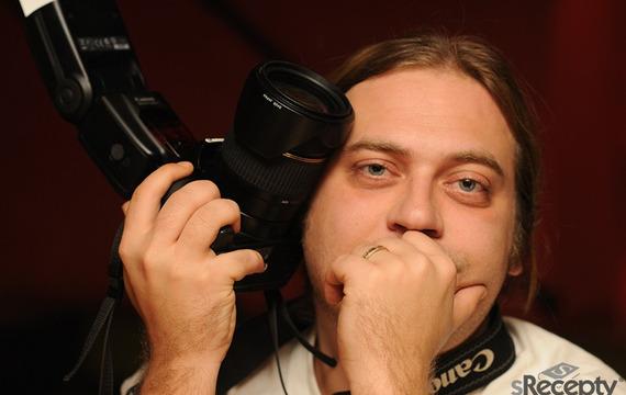 Představujeme nového fotografa sRecepty.CZ