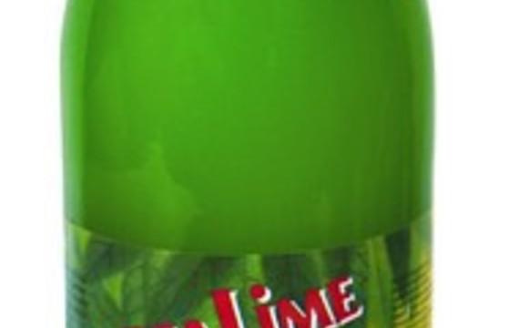 Limetová šťáva