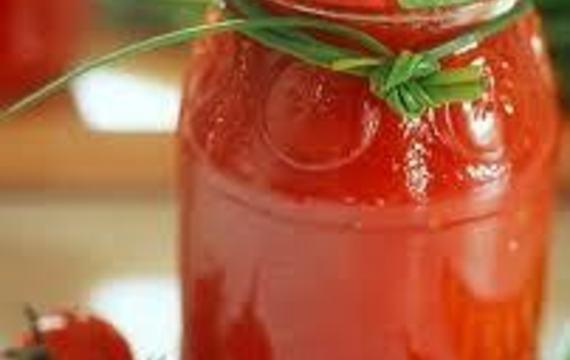 Rajčatové pyré