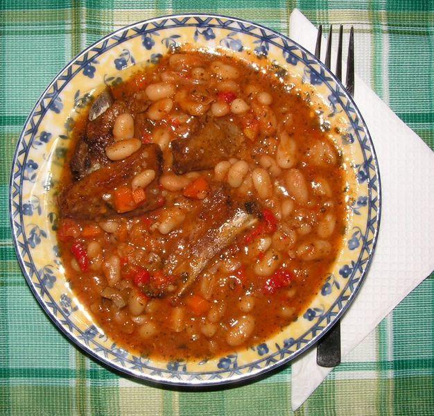 Maďarské fazole