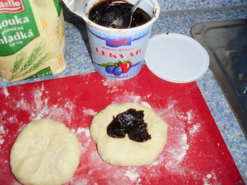 České koláče