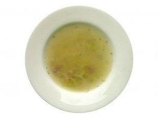 Česnekovo-cibulová polévka