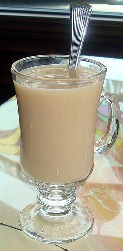 Mléko proti nachlazení