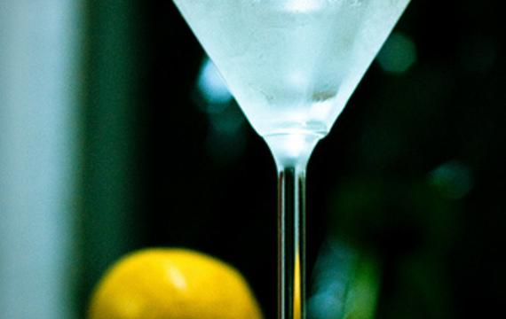 Velmi suché Martini