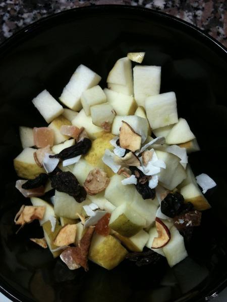 Miska zdravé výživy