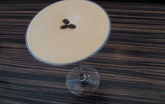 Kávové martini