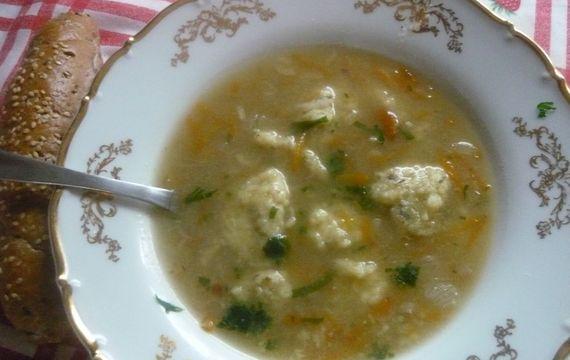 Bramboráková polévka