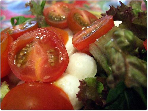 Rukolový salát