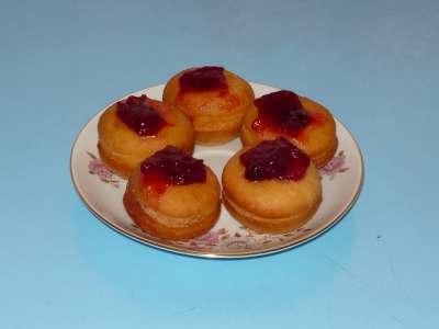 Koblihy z domácí pekárny