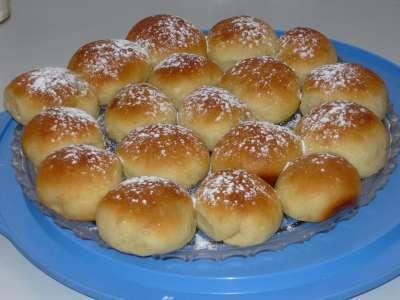 Ořechové koláčky z domácí pekárny