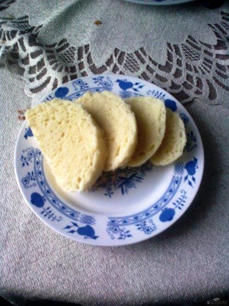 Houskové knedlíky z domácí pekárny