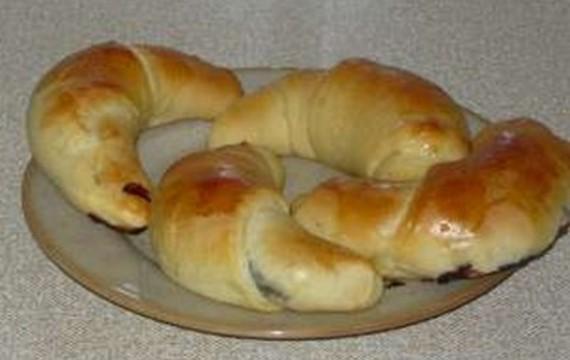 Kynuté loupáčky s nutelou z domácí pekárny