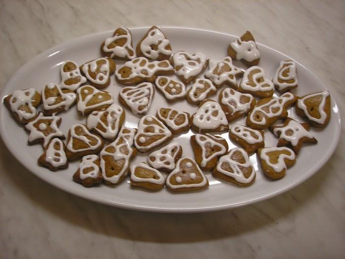 Výborné vánoční perníčky (hned měkké)  ed8a12b514