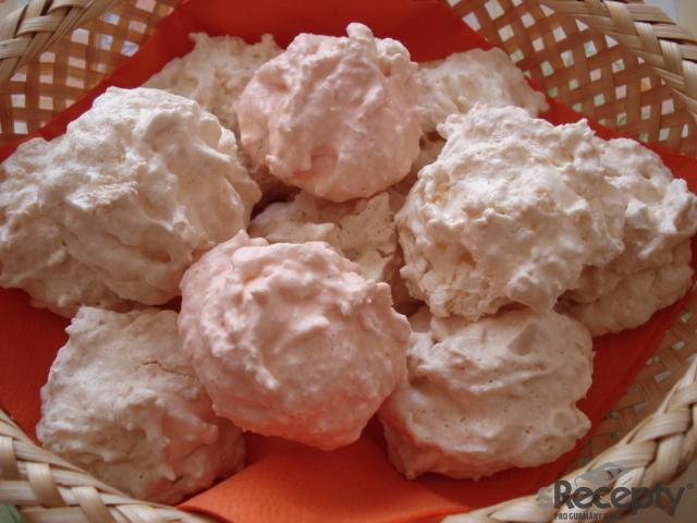 Kokosové pusinky