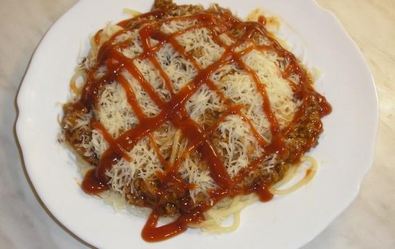 Masová omáčka na špagety