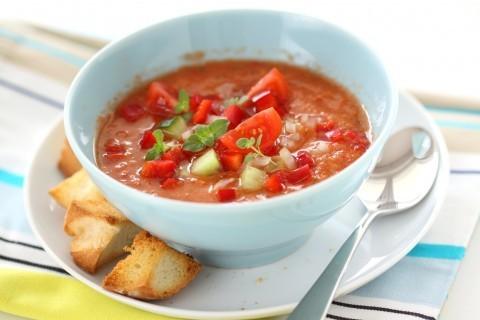 Gazpacho - studená polévka