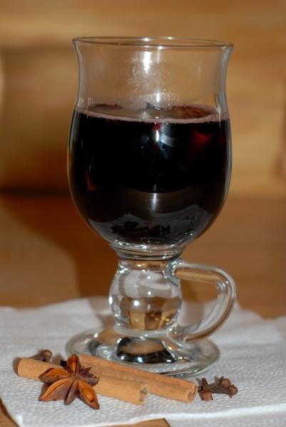 Svařené víno pro zimní večery