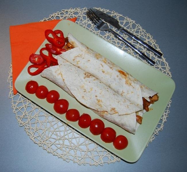 Dietní tortily Zdeňky Nekudové
