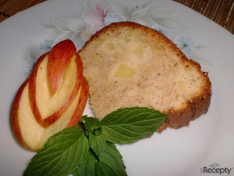 Jablková bábovka
