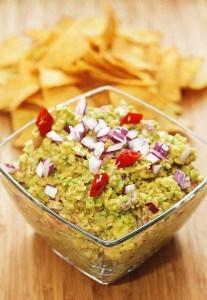 Zdravé mexické guacamole
