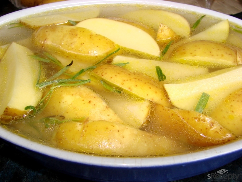 Patates sto fourno