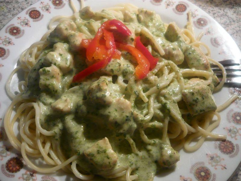 Vodnické špagety