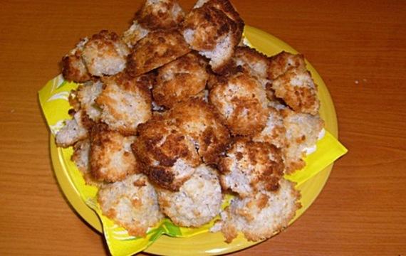 Výborné kokosky bez naležení