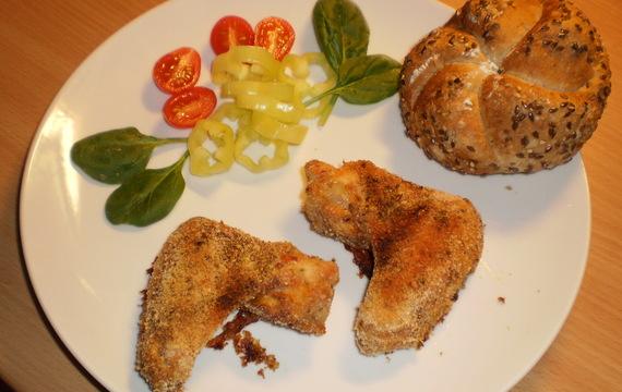 Pikantní kuřecí křidélka