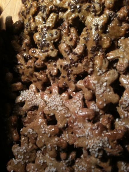 Zdravé slané sušenky